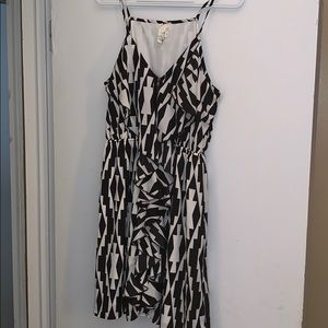 Short spaghetti strap dress